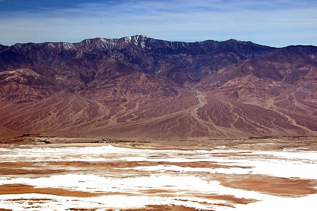 Telescope Peak & Death Valley