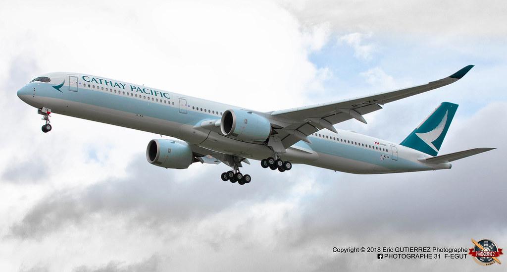 AIRBUS A350-1041 (MSN 0118)