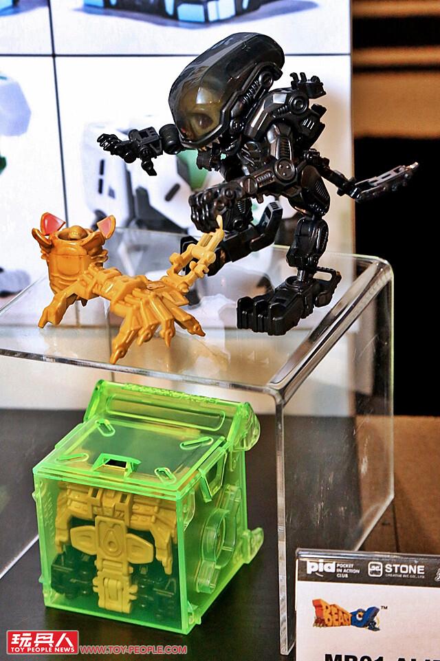 PIA Club【口袋可動展】現場最速報導! 可動玩具新銳廠牌齊聚一堂的熱鬧祭典~