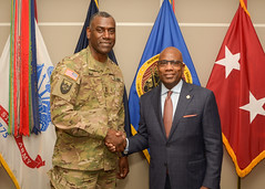 RDECOM signs Educational Partnership with Morgan State