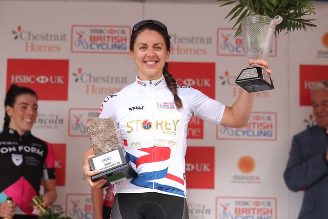 HSBC UK | National Women's Road Series - Lincoln Grand Prix