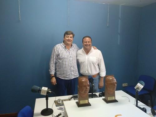 Curro Varela ganador del concurso de sevillana Paco Palacios El Pali