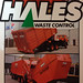 Hales Waste Control cover