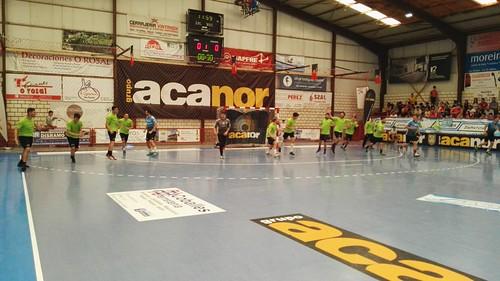 Balonmano Montequinto liga de ascenso a División de Plata
