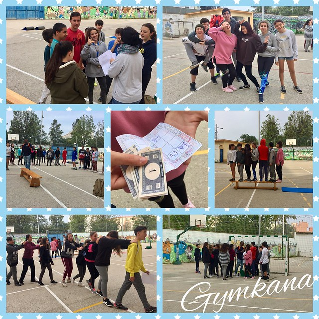 Gymkana Mujeres del Mundo