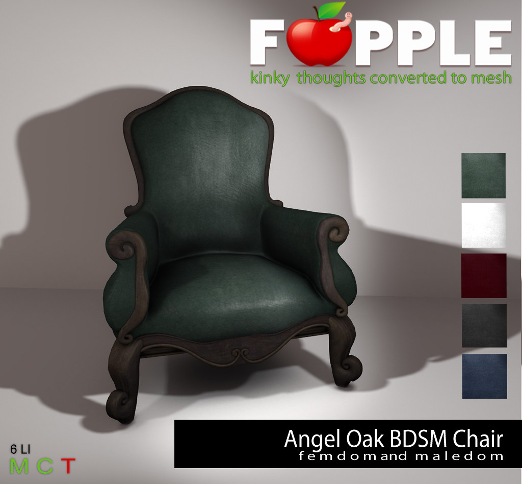 Angel Oak BDSM Skybox @6 Republic - TeleportHub.com Live!