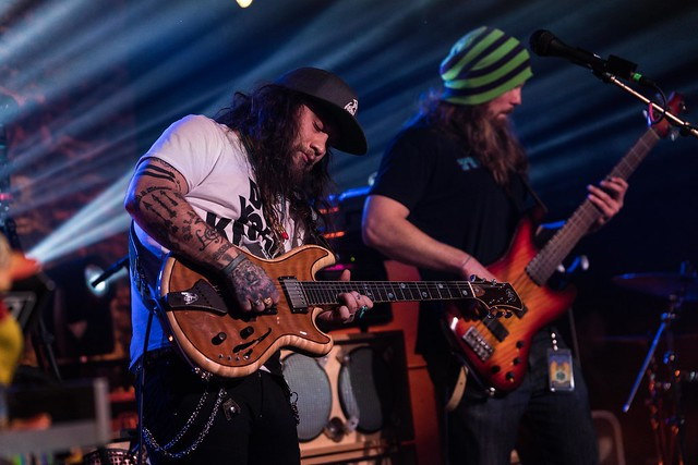 Twiddle at Fillmore Charlotte Underground