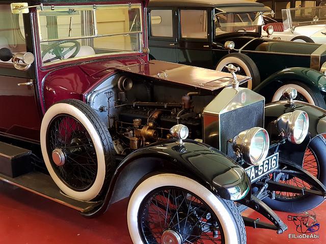 los Rolls Royce y otros clásicos de la Torre de Loizaga 14
