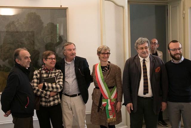 2017 Mostra collezione Premio Citto di Nova Milanese 1989-2016 - aprile - Villa Vertua