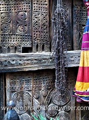 Carved Wall Panels, India