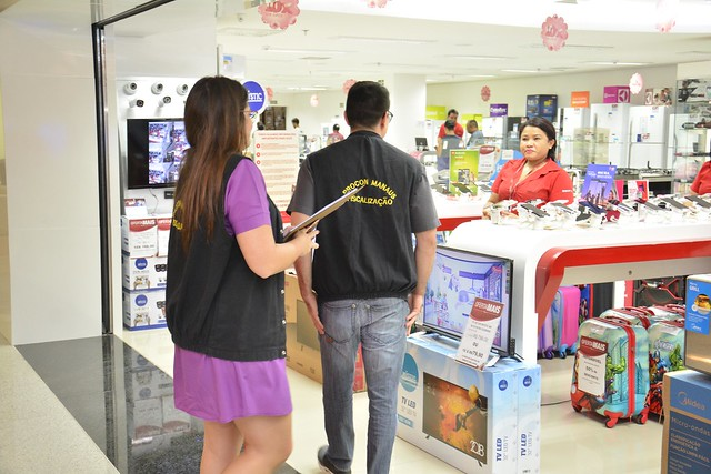 11.05.18. Procon Manaus encerra operação no Dia das Mães