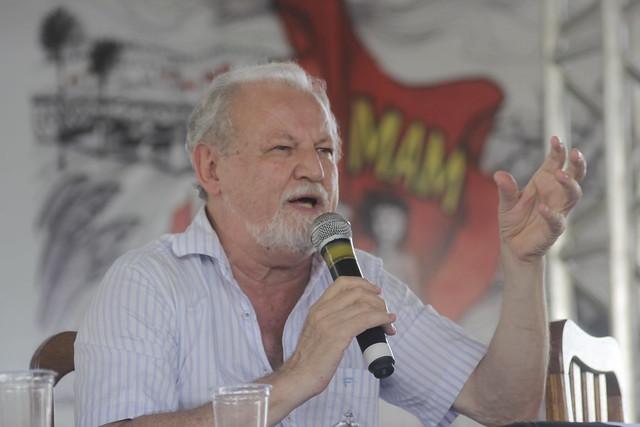 João Pedro participou do primeiro encontro nacional do MAM em Parauapebas (PA) e conversou com a reportagem do Brasil de Fato - Créditos: Ícaro Matos - MAM