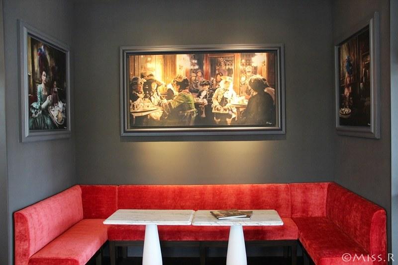 新光三越咖啡 花神咖啡 花神咖啡威尼斯 花神咖啡台中 台中咖啡 台中美食 台中好拍咖啡 福里安花神 CaffeFlorian CaffeFlorianTaiwan 花神咖啡台北3