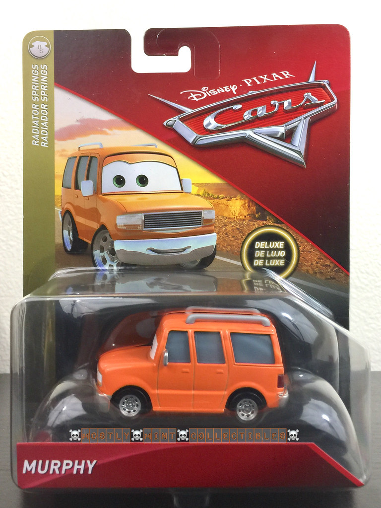 "SARGE/'S BOOT CAMP/"" IMPERFECT PACKAGE SHIP WORLDWIDE DISNEY PIXAR CARS  /""MURPHY"