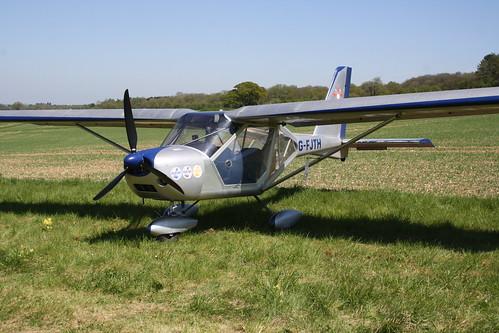 G-FJTH Aeroprakt A.22 [PFA 317-13928] Popham 050518