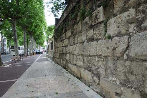 Roman City Walls - Narbonne, France
