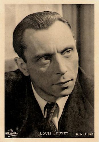 Louis Jouvet in L'Alibi (1937)