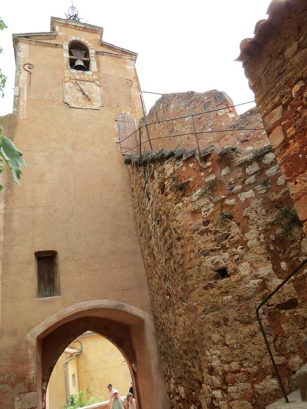 Le beffroi de l'église Saint-Michel ou Tour de l'Horloge IMG_9464