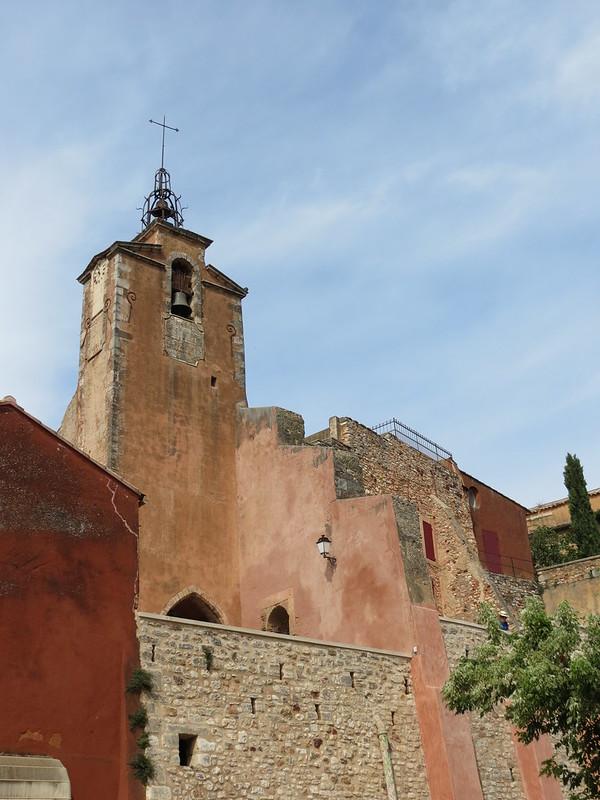 Le beffroi de l'église Saint-Michel ou Tour de l'Horloge IMG_9421