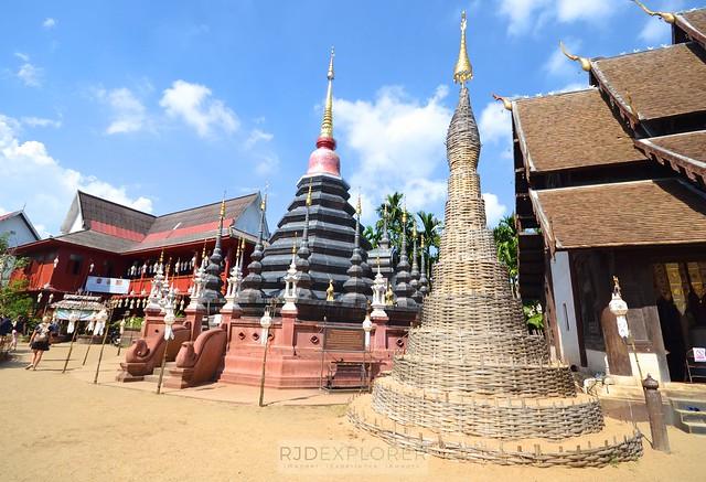 chiang mai itinerary thailand Wat Phan Tao