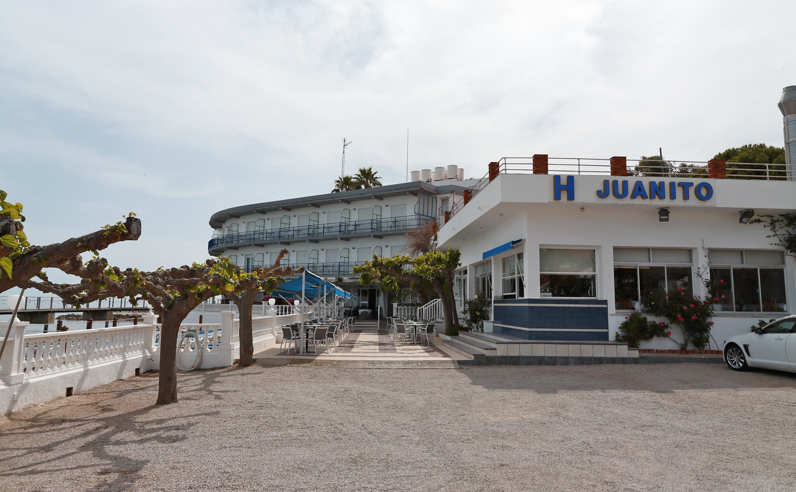 Hotel Juanito -  - Sant Carles de la Rapita