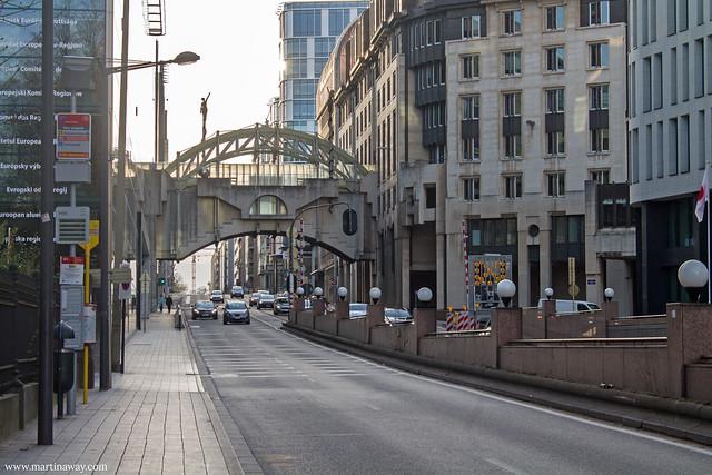 Quartiere Europeo di Bruxelles