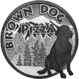 BROWN DOG BW