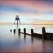 Dovercourt Lighthouse by jeanny mueller