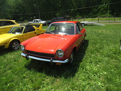 1969 Fiat 124 AC Coupe