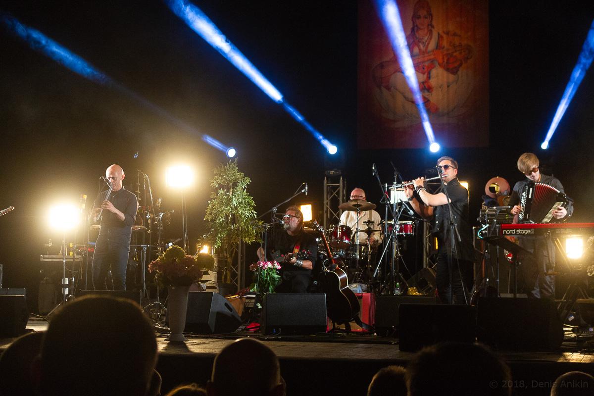 Аквариум Борис Гребенщиков БГ Саратов концерт фото 12