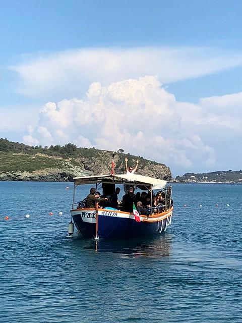 Isola d'Elba 2018