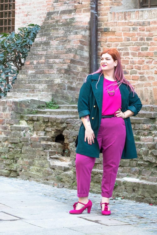Outfit plus size negozio Mondo Curvy Savona (8)