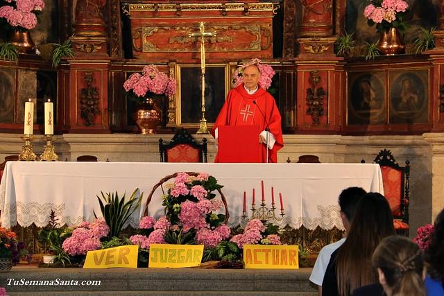 Cruz de Mayo Cofradía Salud