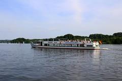 Weiße Flotte (Baldeneysee)