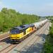 Colas Rail Freight 60095 + cementtrein