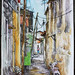 Penang Back Alley-1st May by BuzWalker