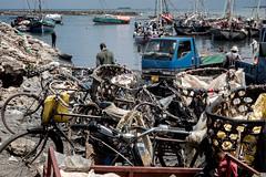 Zanzibar, le commerce du bois