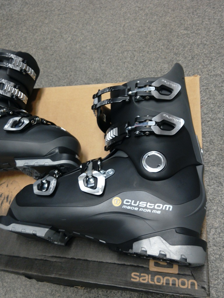 Nové tvarovatelné lyžařské boty Salomon CX vel. 41 - Bazar - SNOW.CZ 5655c931864