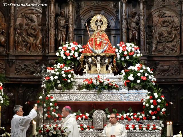 7º Día de novenario a la Patrona de Cáceres
