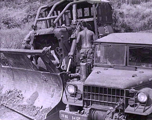 Operation Santa Fe (November 2, 1967 – January 5, 1968)
