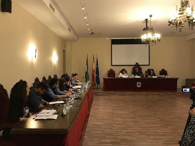 Coria cuenta con 12.729 habitantes a 1 de enero de 2018