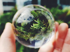 Green sphere