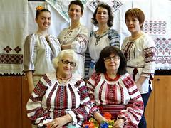 День інформації «Вишиванка – душа України». 17.05.18. ім. О. Грибоєдова