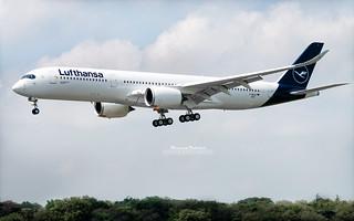 Airbus A350 Lufthansa D-AIXI