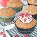 Yoghurt muffins met havermout, suiker- en vetvrij