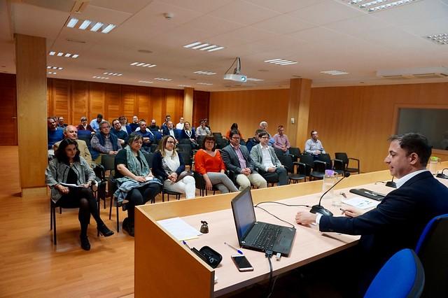 Presentació Factoria d'Innovació Menorca