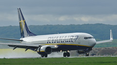 Boeing 737-8AS / Ryanair / EI-EFC