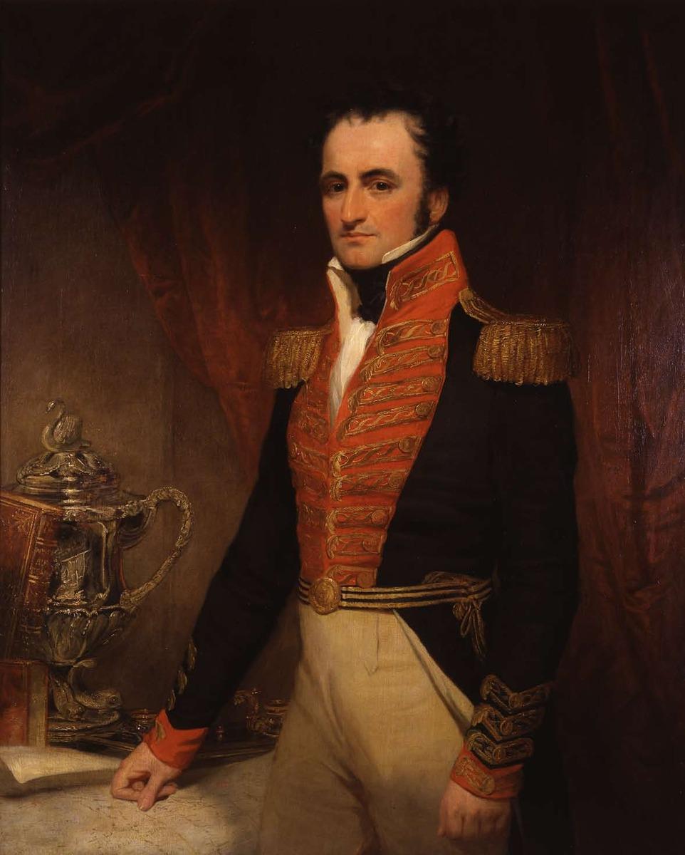 James Stirling (January 28, 1791 – April 22, 1865)