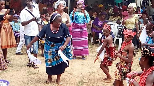 St Louis Nursery and Primary School Ondo celebrates Culture Day