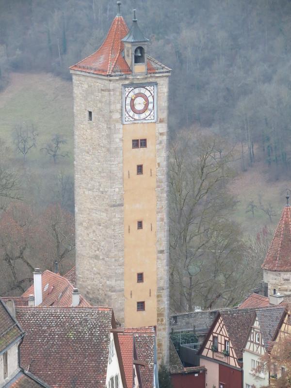 Aussicht von Rathausturm auf BurgtorIMG_8010